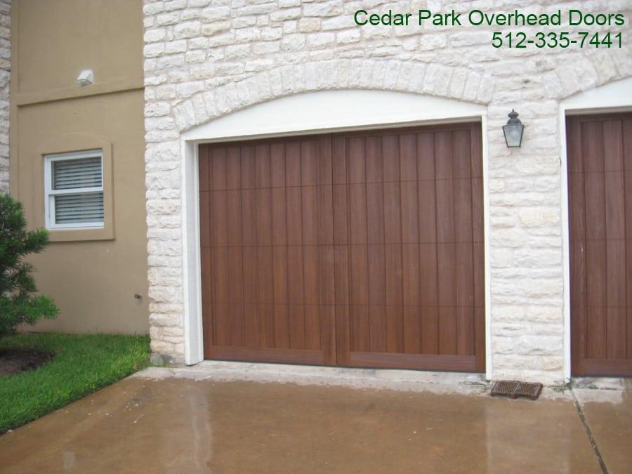 View More Wood Free Doors & Custom Wood Free Garage Door in Austin TX | Cedar Park Overhead ...