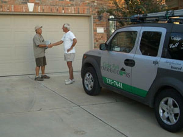 Got A Garage Door Problem? Call Us Now! 512 335 7441