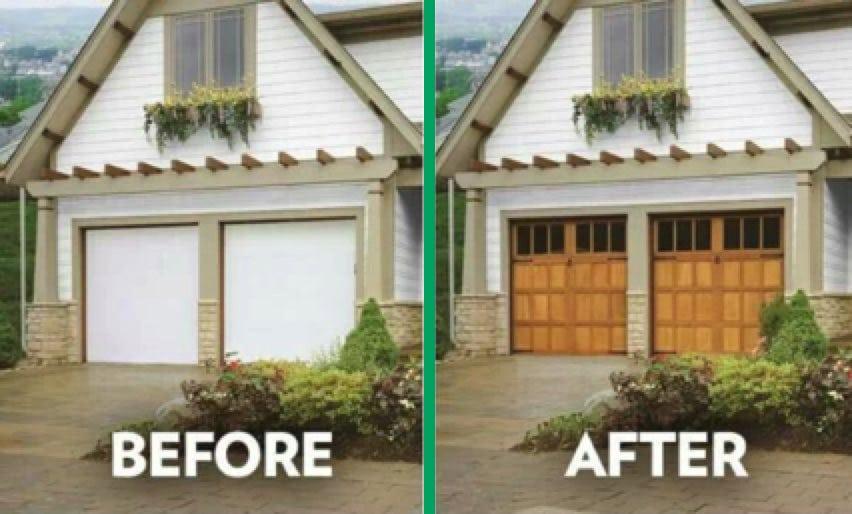 The Wood Door Difference - July - 2019 | Cedar Park Overhead Doors Wood Garage Door Companies on